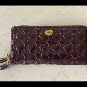 Coach Wallet - Gently Used